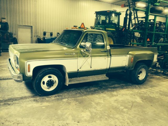 45461 1973 Chevy Dually One Owner
