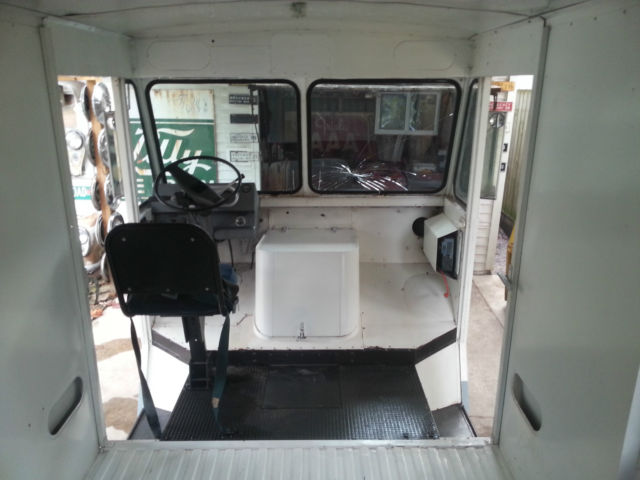 1973 chevy p10 step van ice cream truck l k classic chevrolet p10 step van 1973 for sale. Black Bedroom Furniture Sets. Home Design Ideas