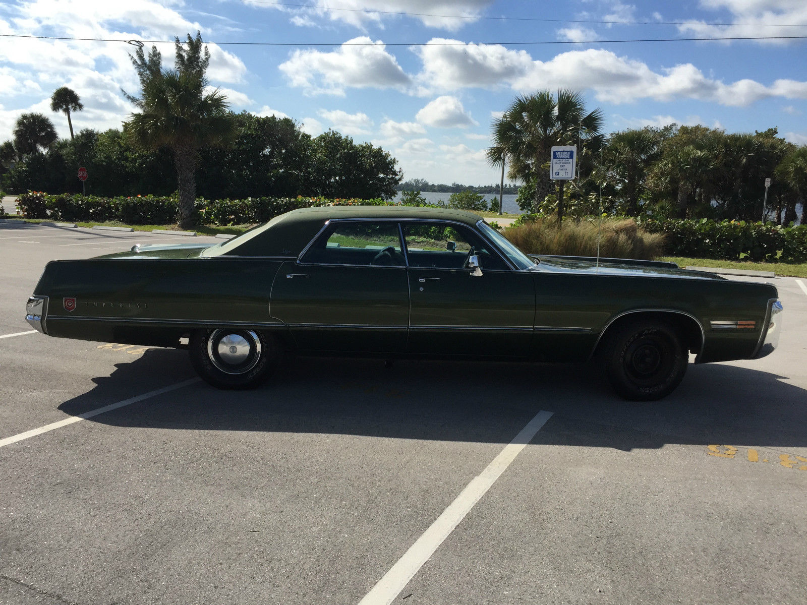 1973 Chrysler Imperial Lebaron Hardtop 4 Door 7 2l