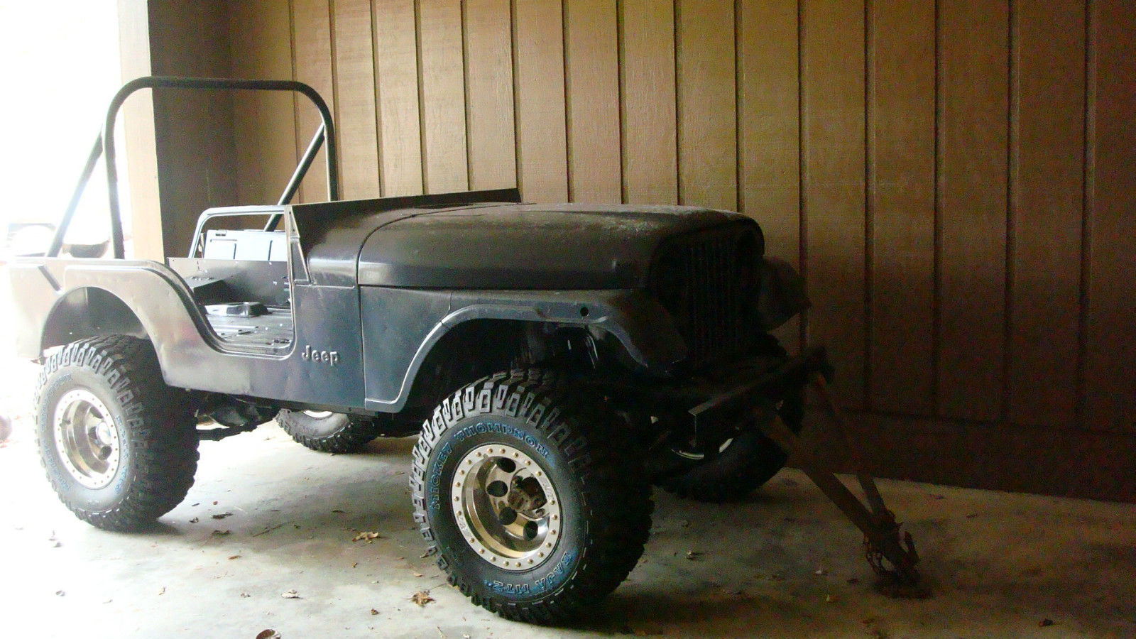 Soft Top Jeep >> 1973 CJ5 Jeep - Classic Jeep CJ 1973 for sale