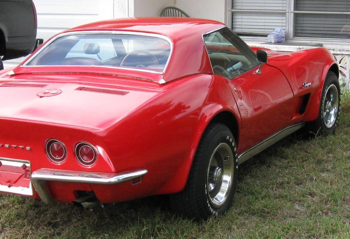 1973 corvette convertible w hardtop rust free alabama car classic chevrolet corvette 1973 for sale. Black Bedroom Furniture Sets. Home Design Ideas