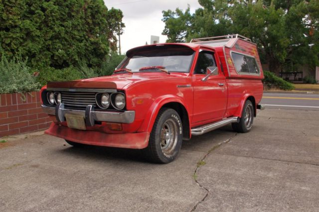 1973 Datsun 620 Custom Mini Truck Hot Rod Rat Low Rider