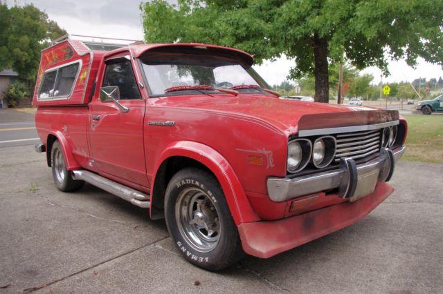 1973 Datsun 620 Custom Mini Truck Hot Rod Rat Low Rider ...