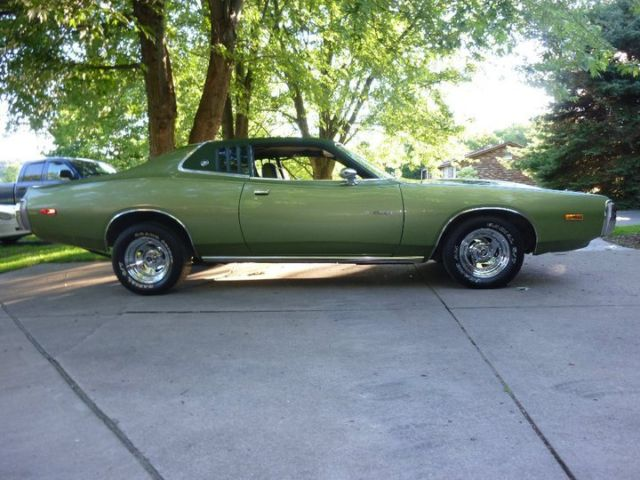 1973 Dodge Charger Se 440 C I Classic Dodge Charger