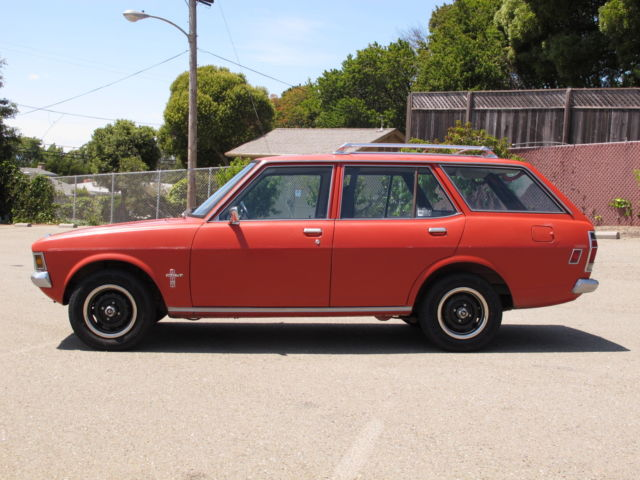 1973 Dodge Colt Mitsubishi Galant Wagon Classic Dodge