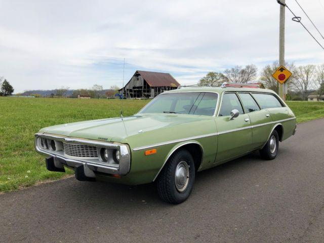 Dodge Coronet Passenger Wagon Charger Superbee on 1970 Dodge Power Wagon
