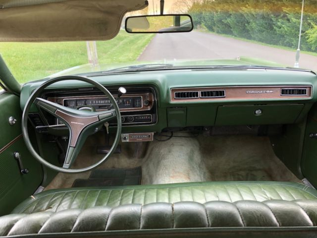 Knoxville Used Cars >> 1973 DODGE CORONET 9-PASSENGER WAGON CHARGER 1972 1971 ...