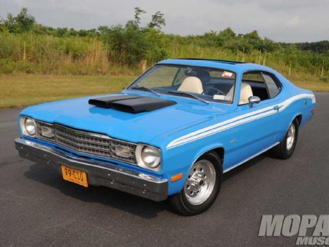 Dodge Dart Sport Sunroof Project Car For Sale