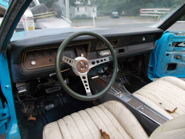 1973 duster 340 s match m52 sunroof petty blue white stripes buckets project classic. Black Bedroom Furniture Sets. Home Design Ideas