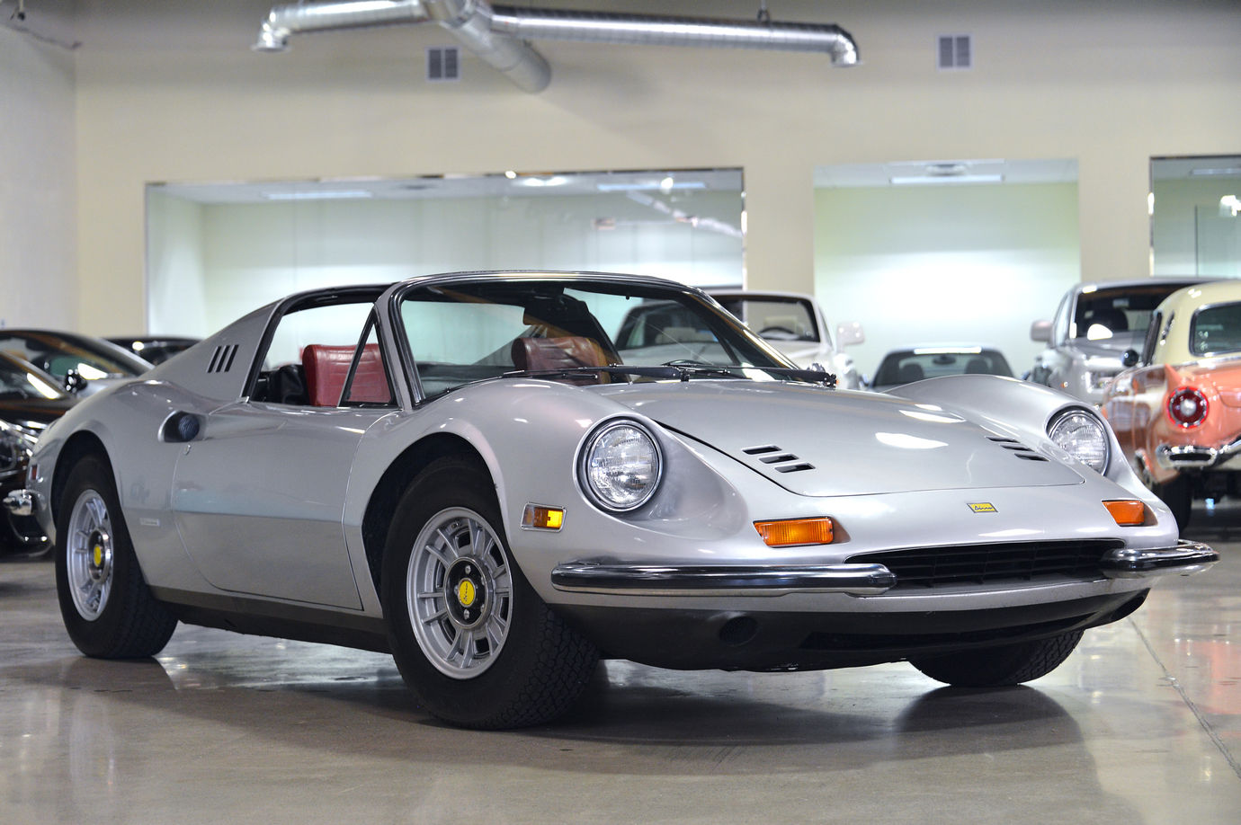1973 Ferrari Dino 246 Gts Base 2 4l Classic Ferrari Dino