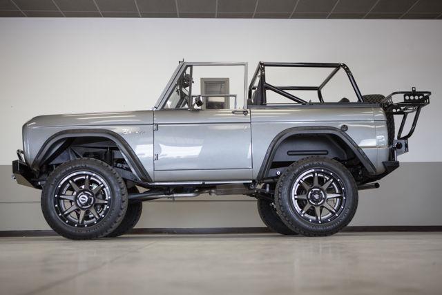 1973 ford bronco frame off restoration 347 stroker blueprint efi 1973 ford bronco malvernweather Images