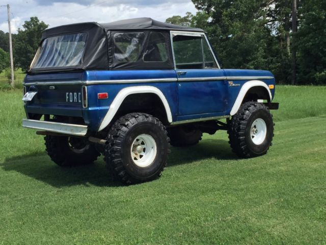 1973 ford bronco sport truck suv classic ford bronco 1973 for sale. Black Bedroom Furniture Sets. Home Design Ideas