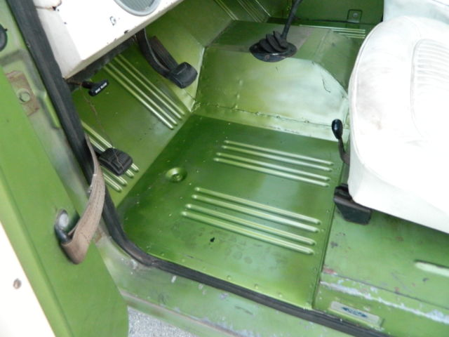 Capitol Ford San Jose >> 1973 FORD Bronco - Uncut - ORIGINAL Paint - Limestone Green - Classic Ford Bronco 1973 for sale