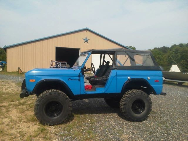 1973 ford bronco,classic bronco,early bronco,66-77 - Classic