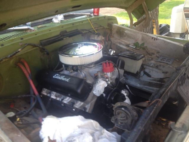 1973 Ford F-100 390 Stroker Fresh Interior Ford 9 Inch Differential