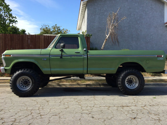 2015 Ford F250 For Sale 1978 Ford F 250 Monster Truck 12