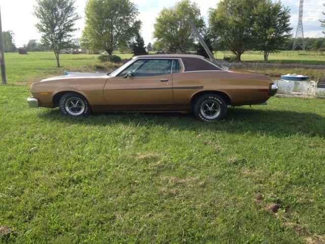 1973 Ford Gran Torino Classic - Classic Ford Torino 1973 for