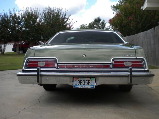 1973 Ford Ltd Brougham Classic Ford Other 1973 For Sale