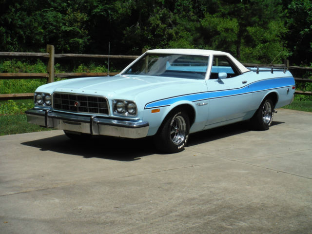 72 ford ranchero ebay