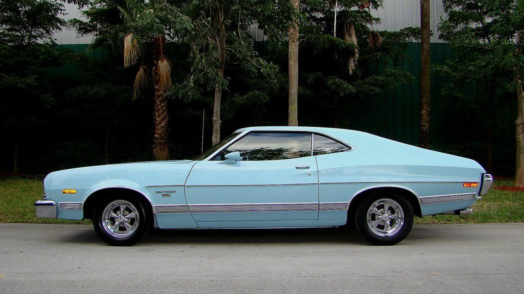 1973 Ford Torino Gran Sport 341 V 8 Runs Strong With Solid