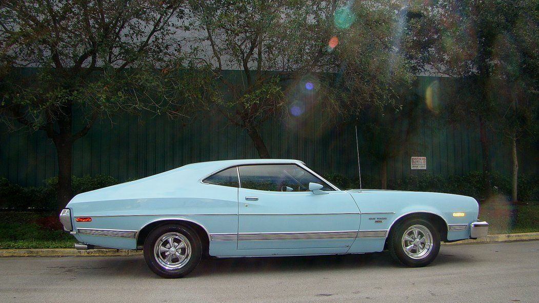 Nissan Maxima For Sale Near Me >> 1973 FORD TORINO GRAN SPORT 341 V/8 RUNS STRONG WITH SOLID BODY AND INTERIOR - Classic Ford ...