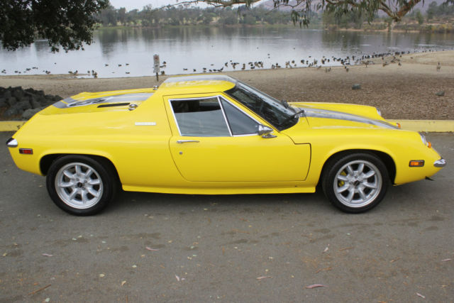 1973 Lotus Europa For Saleed 1973 Lotus Europa For Sale In