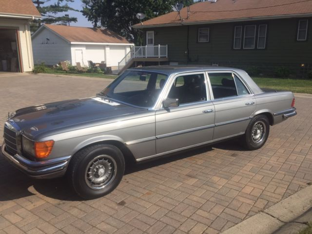 1973 mercedes benz 350 se classic mercedes benz other for Mercedes benz classic cars