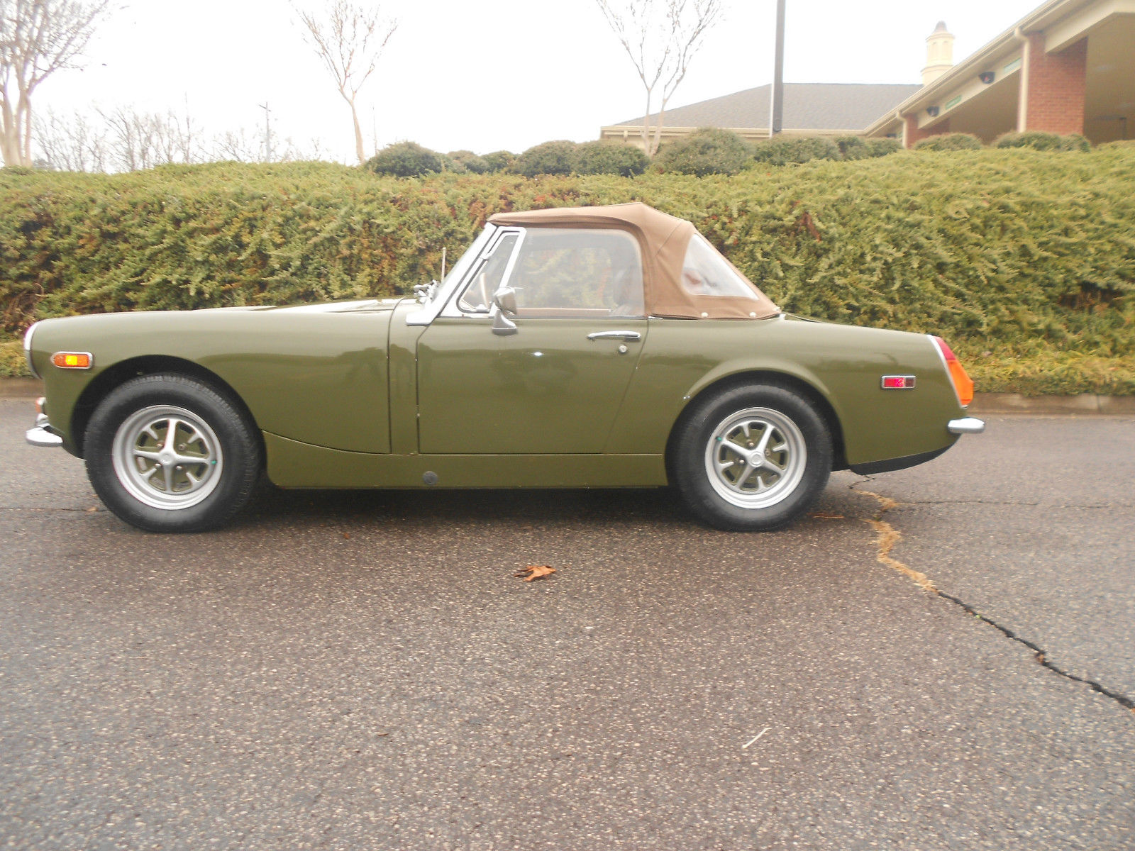 Think, that mg midget 5 speed tran know