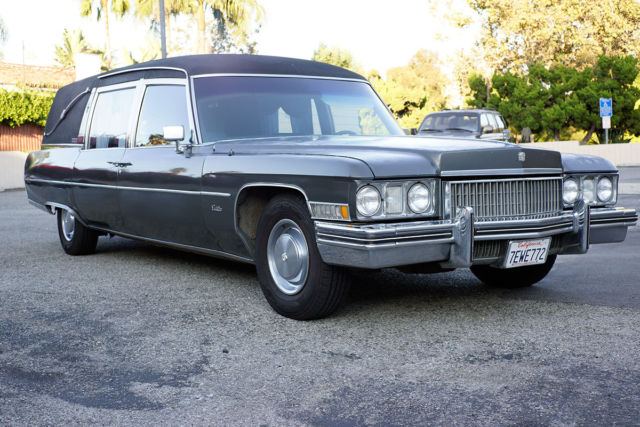 Bmwpetition Wheels 1974 Cadillac Hearse 1974 Cadillac