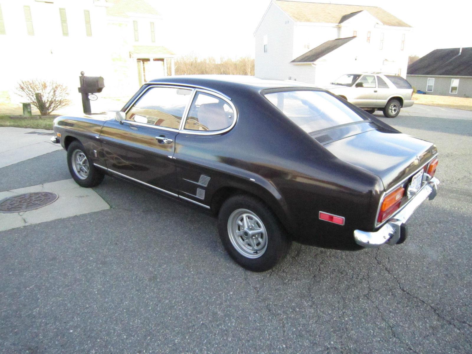 1973 Mk1 Mercury Capri 2000 Original Rare 1971 1972 Ford