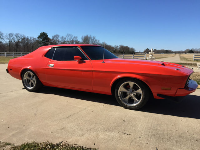 1973 Mustang Grande 351 Cleveland Classic Ford Mustang