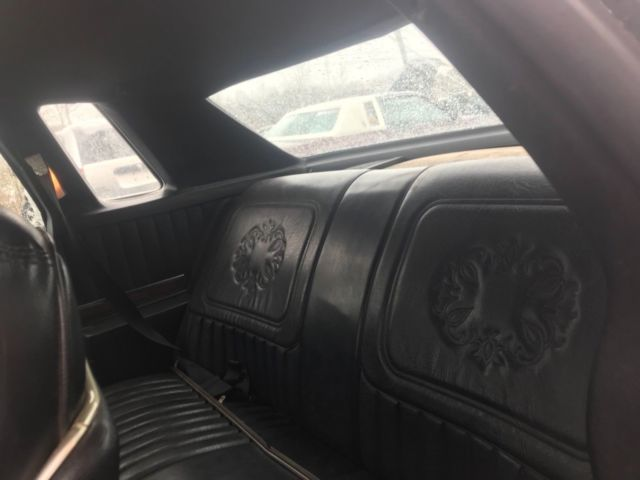 1973 Oldsmobile Cutlass Bucket Seats Tilt Sport Wheel