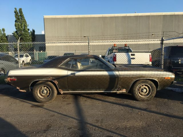 1973 Plymouth Cuda For Sale: 1973 Plymouth Cuda 340 Matching Numbers