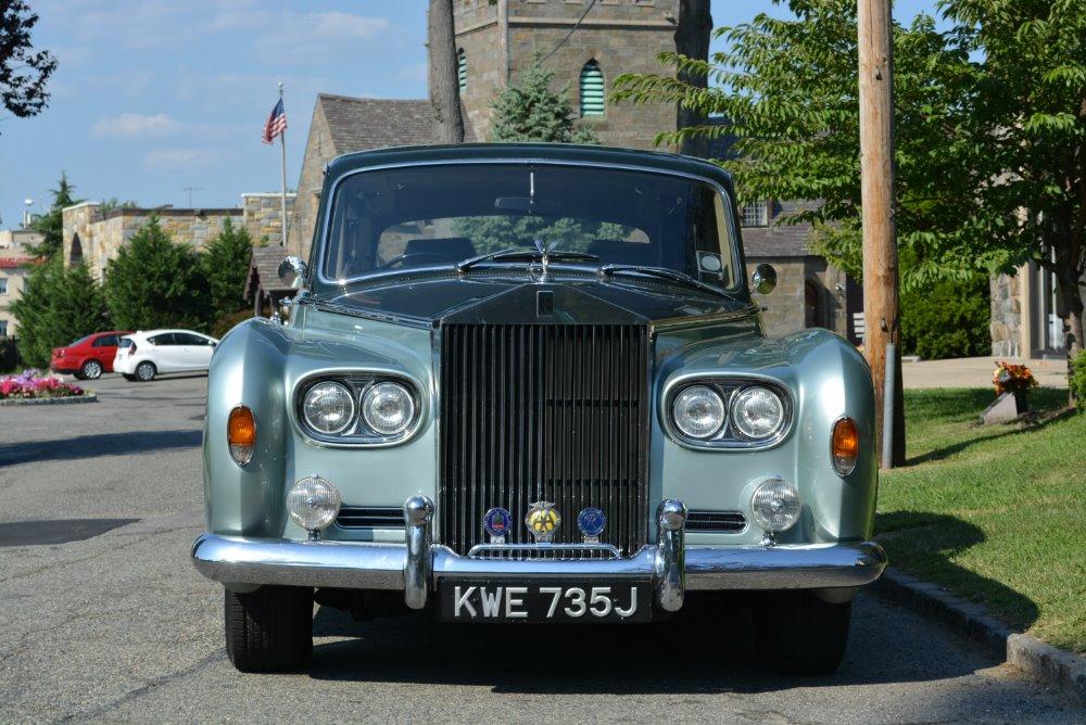 1973 Rolls-Royce Phantom 0 Green - Classic Rolls-Royce ...