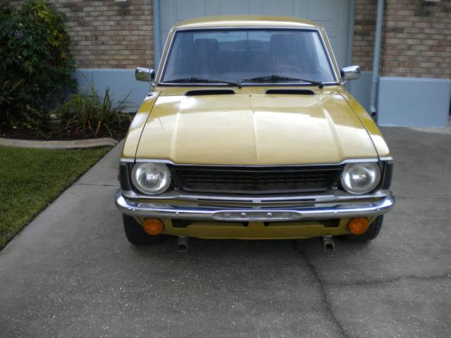 Toyota Corolla Gas Mileage >> 1973 Toyota Corolla - Classic Toyota Corolla 1973 for sale