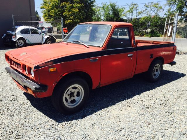 1973 toyota hilux pick up truck classic toyota hilux 1973 for sale. Black Bedroom Furniture Sets. Home Design Ideas