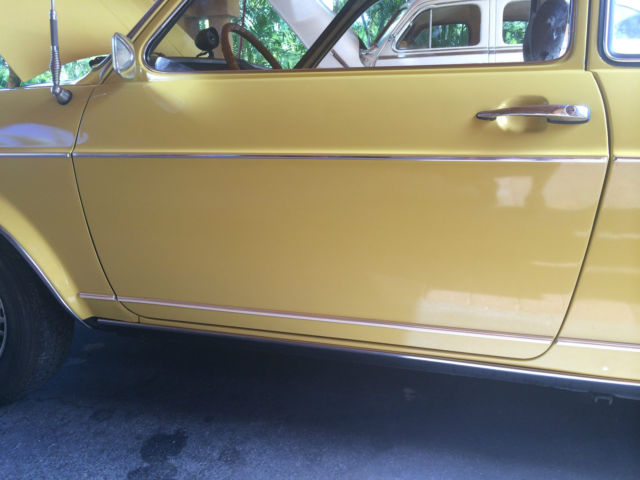1973 Volkswagen 412 Fastback 52k Miles FAST! - Classic