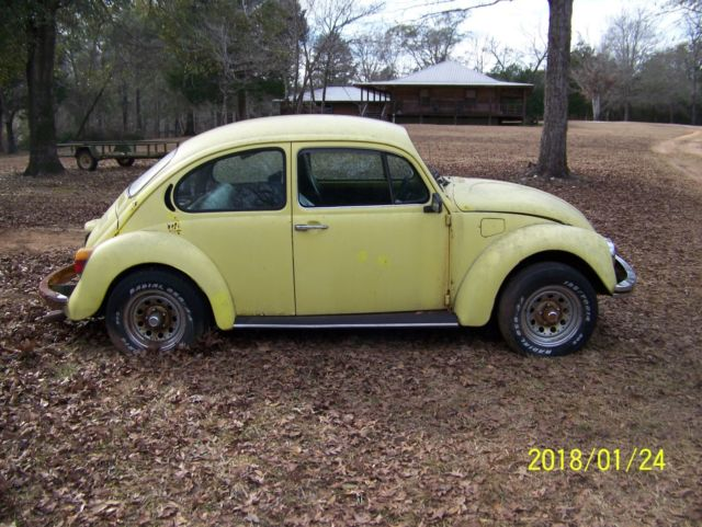 1973 Volkswagen beetle for parts or restore - Classic
