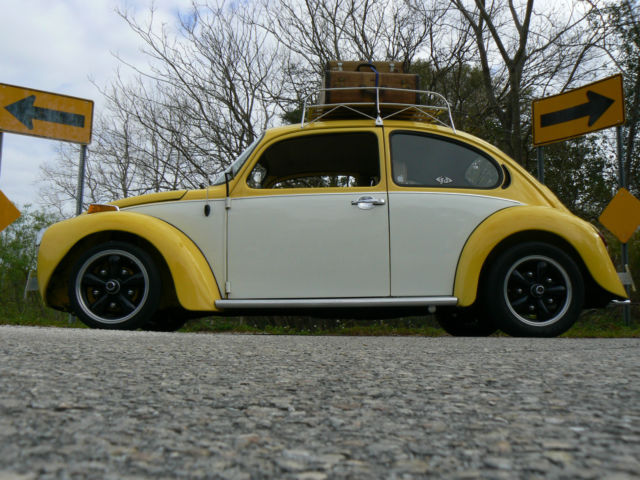 volkswagen super beetle cal custom bug classic volkswagen beetle classic   sale