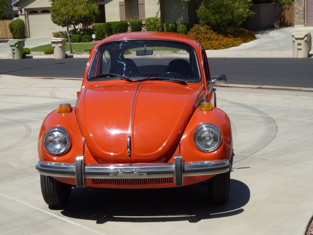 "1973 Volkswagon Super Beetle ""RARE"" sunroof and AutoStick ..."