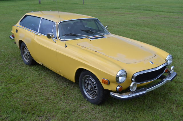 1973 volvo p1800es automatic project or parts vehicle. Black Bedroom Furniture Sets. Home Design Ideas
