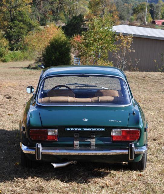 1974 Alfa Romeo 2000 GT Veloce 105/115 GTV