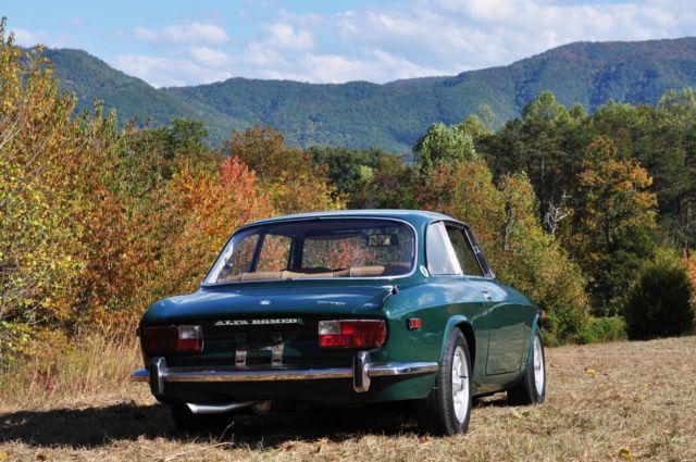 1974 Alfa Romeo 2000 Gt Veloce 105 115 Gtv Classic Alfa