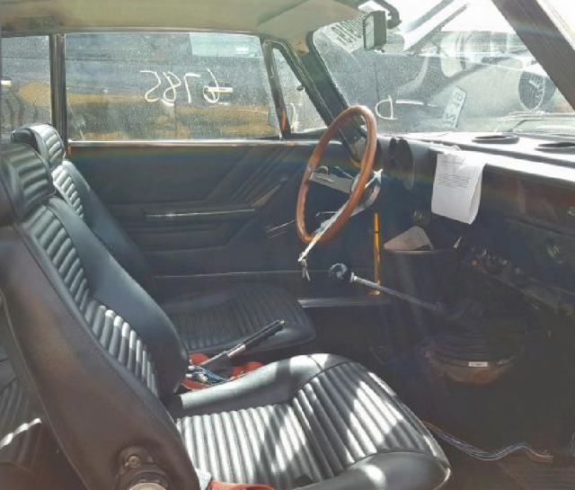 1974 Alfa Romeo GTV 2000 GTV 2000 CLEAN TITLE 106785 Miles