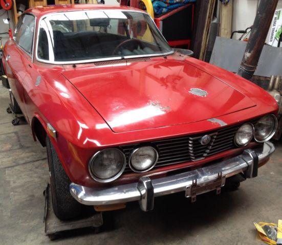 1974 Alfa Romeo GTV 2000 No Reserve