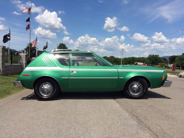 1974 Amc Green Gremlin Classic Amc Gremlin 1974 For Sale