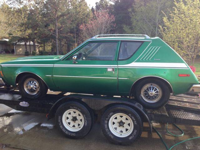 New Wave Motors >> 1974 AMC Green Gremlin - Classic AMC Gremlin 1974 for sale