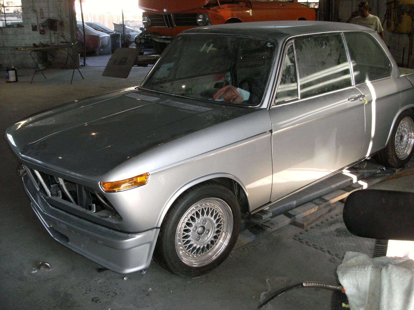 1974 Bmw 2002 Highly Modified S14 Suspension Full