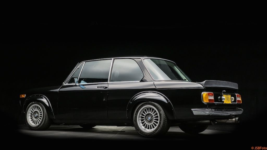1974 Bmw 2002 Tii Force Fed Turbo Fully Modified