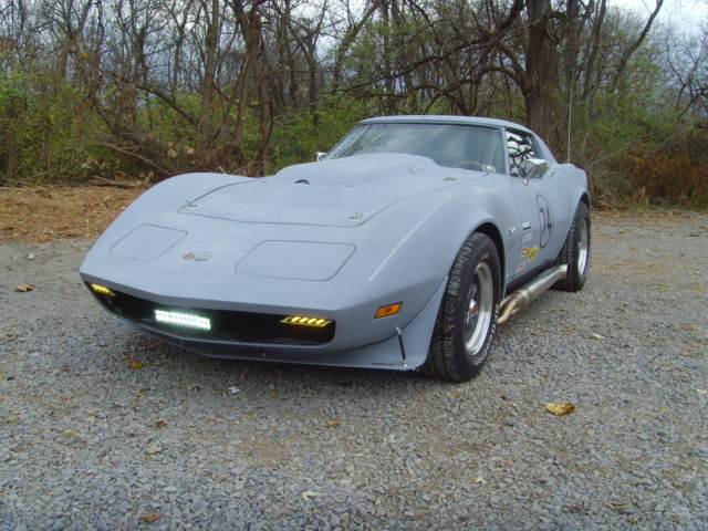 1974 C3 Corvette Stingray Chevrolet 400 Sbc Custom Street